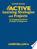 200  Active Learning Strategies and Projects for Engaging Students   Multiple Intelligences