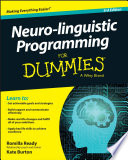 Neuro linguistic Programming For Dummies