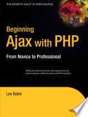 illustration Beginning Ajax with PHP