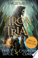 The Iron Trial  Free Preview Edition