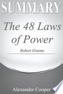 Book Summary of The 48 Laws of Power