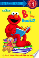 B is for Books   Sesame Street