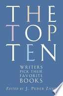 The Top Ten  Writers Pick Their Favorite Books