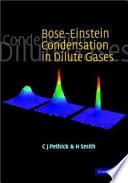 Bose Einstein Condensation in Dilute Gases
