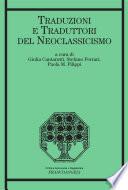 Traduzioni e traduttori del Neoclassicismo