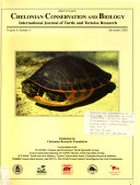 Chelonian Conservation and Biology