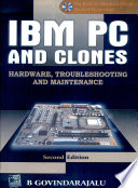 Ibm Pc And Clones  Hardware  Troubleshooting And Maintenance  Book Only