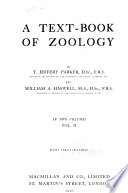 A text-book of zoology