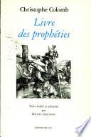 Livre des proph  ties