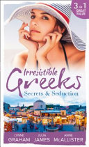 Irresistible Greeks  Secrets and Seduction