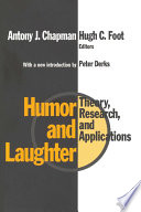 Humor and Laughter