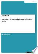 Integrierte Kommunikation nach Manfred Bruhn