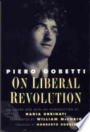 On Liberal Revolution