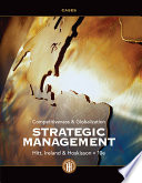Strategic Management Cases Competitiveness And Globalization
