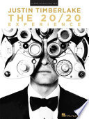 Justin Timberlake The 20 20 Experience Songbook