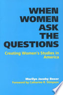 When Women Ask the Questions