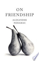 On Friendship Book PDF