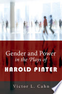 Gender and Power in the Plays of Harold Pinter