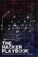 The Hacker Playbook Book Cover