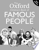 The Oxford Children's Book of Famous People