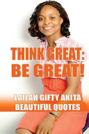 Think Great  Be Great