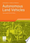 Autonomous Land Vehicles