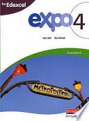 Expo 4 Edexcel Foundation Student Book