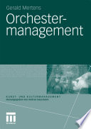 Orchestermanagement