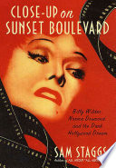 Close up on Sunset Boulevard