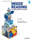 Inside Reading Second Edition: 3: Student Book