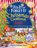 Fix-It and Forget-It Christmas Cookbook Book