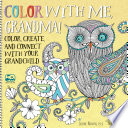 Color with Me  Grandma