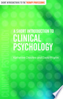 A Short Introduction to Clinical Psychology
