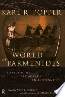 The World Of Parmenides