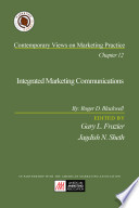 Contemporary Views On Marketing Practices Chapter 12 book