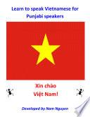 Learn to Speak Vietnamese for Punjabi Speakers