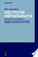 Deutsche Orthografie