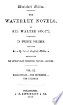 The Waverley Novels  Redgauntlet  The betrothed  The talisman Book PDF