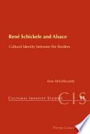 René Schickele and Alsace
