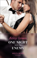 One Night With The Enemy  Mills   Boon Modern