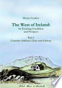 The West Of Ireland Its Existing Condition And Prospect Part 1