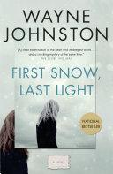 First Snow  Last Light