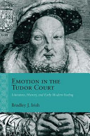 download ebook emotion in the tudor court pdf epub