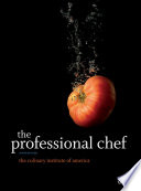 The Professional Chef book