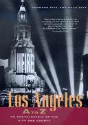 Los Angeles A to Z