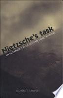 Nietzsche s Task