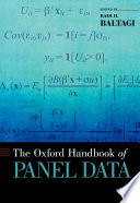 The Oxford Handbook of Panel Data