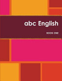 Abc English  Book One