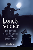 Lonely Soldier book
