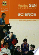Meeting Special Needs in Science